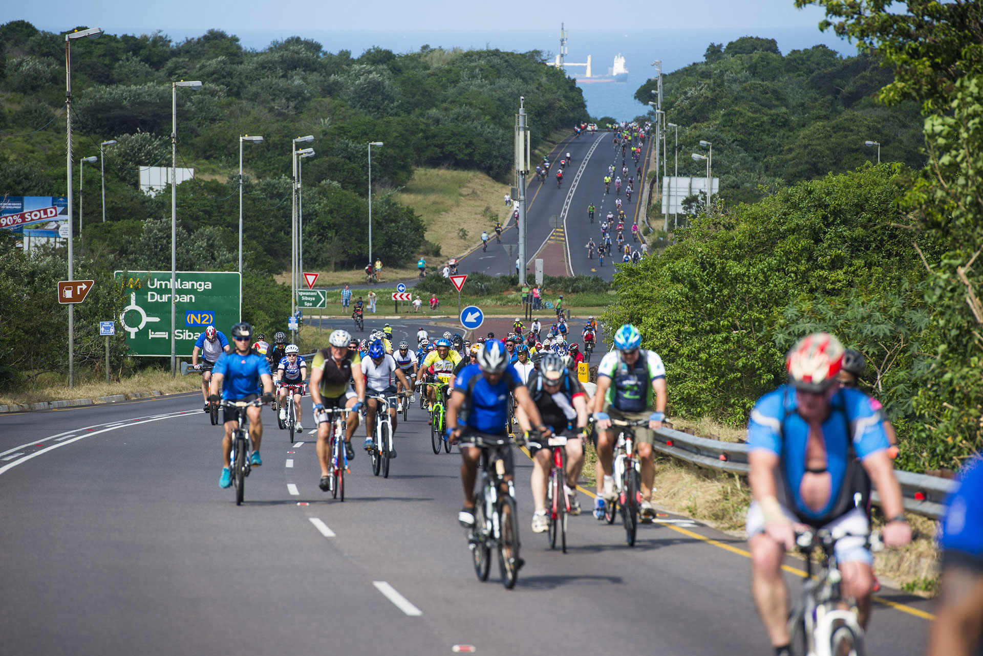 TOUR DURBAN : FUN RIDE 2016
