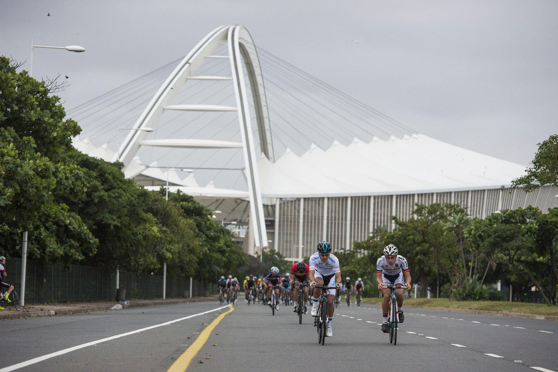 TOUR DURBAN : MMS START 105KM 2016