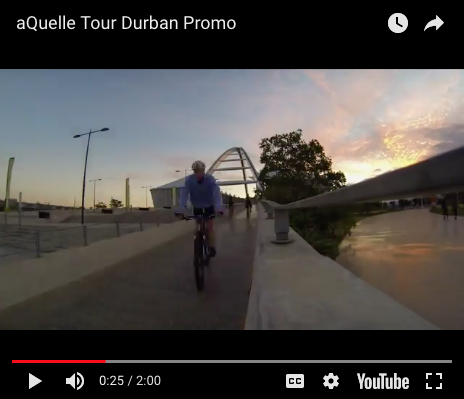 aQuelle Tour Durban Promo Video